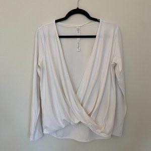 Lululemon Cross Shirt